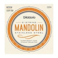 Daddario 011-040 mandoliinille EJS74