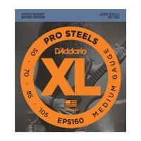 D Addario EPS160 ProSteels 050-105 kielisarja