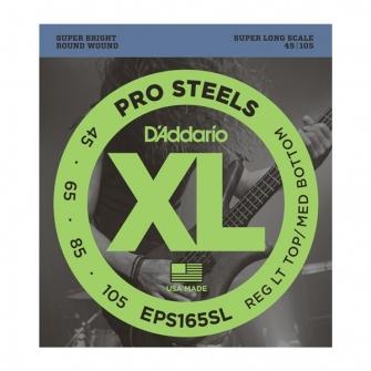 Daddario EPS165SL 045-105 Super Long Scale