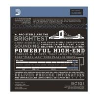 Daddario EPS190 Pro Steels 040-100