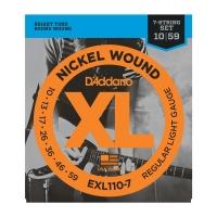 Daddario 010-059 EXL110-7