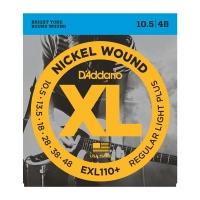 D Addario EXL110+ 0105-048 kielisarja