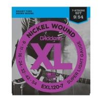 Daddario 009-054 EXL120-7