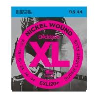 Daddario EXL120+ 9,5-44