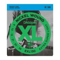 D Addario EXL130 008-038 kielisarja