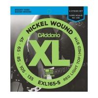 Daddario EXL165-5 045-135 kielisarja
