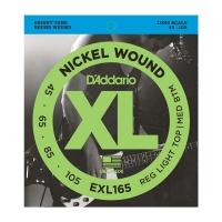 D Addario EXL165  045-105 kielisarja