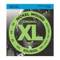 Daddario EXL165SL 045-105 Super Long Scale