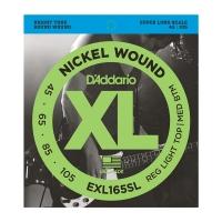 Daddario EXL165SL 045-105 Super Long Scale
