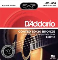 Daddario 013-056 EXP12 päällystetty