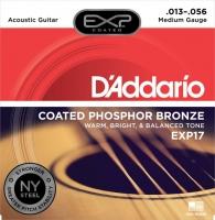 Daddario 013-056 EXP17 päällystetty