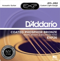 Daddario 011-052 EXP26 päällystetty
