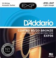 Daddario 010-047 EXP36 12-kieliselle