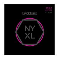 Daddario 09-80 NYXL 8 kieliselle