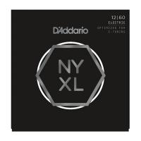 Daddario NYXL 12-60 kielisarja