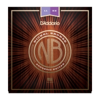 Daddario Nickel Bronze 11-52