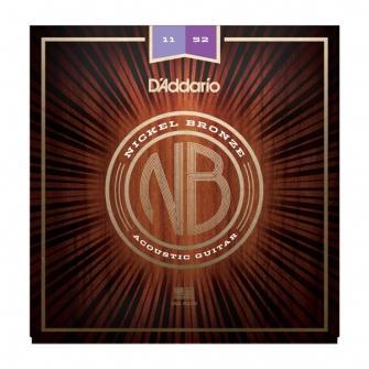 Daddario Nickel Bronze 11-52