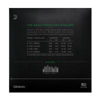 Daddario NYXL 40-95 basson kielisarja