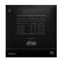 Daddario NYXL 50-105 basson kielisarja