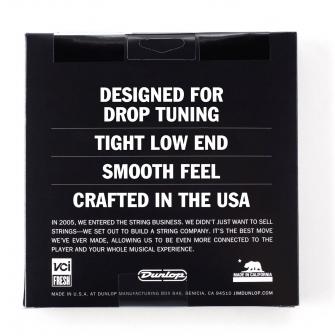 Dunlop Heavy Core 55-115