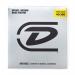 Dunlop Super Bright 40-100 Nickel Wound
