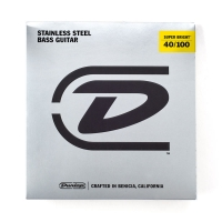 Dunlop Super Bright 40-100 Stainless Steel