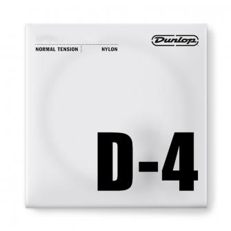 Dunlop nylon D4 irtokieli kuulalla