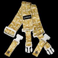 DiMarzio Cliplock UTOPIA White Gold