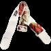 DiMarzio kangashihna Polyphia Floral Muse White