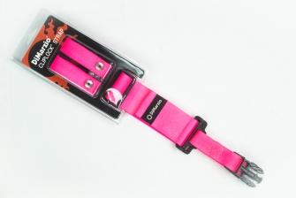 DiMarzio DD2200PK ClipLock kitarahihna pinkki