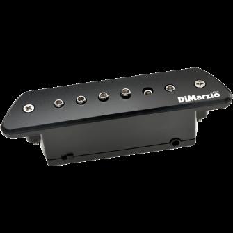 DiMarzio The Black Angel - magneettimikrofoni akustiselle kitaralle.