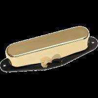 DiMarzio DP284G yksikelainen kaulamikki kultaisella kuorella.