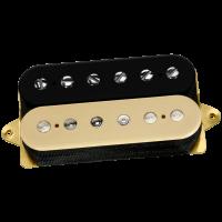 DiMarzio Norton humbucker-mikrofoni musta/kerma-värillä.