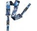 DiMarzio Steve Vai Cliplock Blue Universe