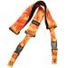 DiMarzio Steve Vai Cliplock Orange Universe