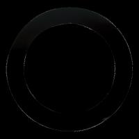 Remo Dynamo etukalvon vahvike musta