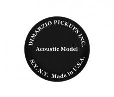 DiMarzio DP130 piezomikki akustiselle kitaralle