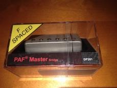 DiMarzio DP261 Custom PAF Master tallamikki