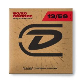 Dunlop 13-56 80/20 Bronze Pronssikielet DAB1356.