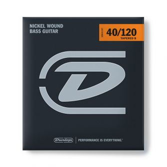 Dunlop DBN40120T 5-kielisen basson kielet.