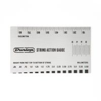 Dunlop DGT04 String Action Gauge - kielten korkeusmittari.
