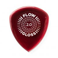 Dunlop Flow Gloss 2mm plektra.