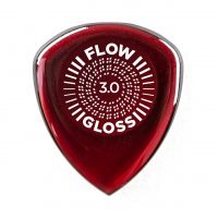 Dunlop Flow Gloss 3mm plektra.