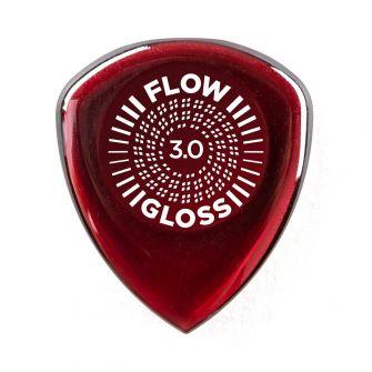 Dunlop Flow Gloss 3mm plektra.