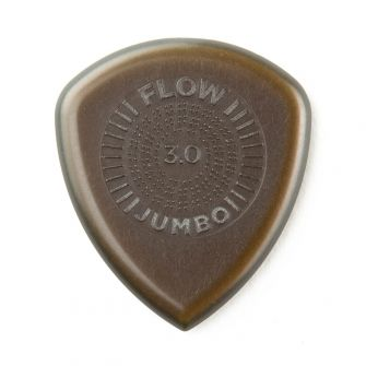 Dunlop Flow Jumbo Grip 3.0 -plektran tuotekuva.