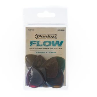 Dunlop FLOW soittolehtilajitelma