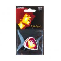 Dunlop Jimi Hendrix Electric Ladyland plektralajitelma.