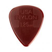 Dunlop Nylon Standard 1.25mm plektra.