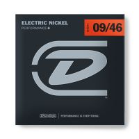 Dunlop Nickel Wound Performance+ DEN0946-sähkökitaran kielet.