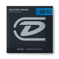 Dunlop Nickel Wound Performance+ DEN1052-sähkökitaran kielet.